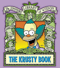 The Krusty Book (The Simpsons Library of Wisdom), Groening, Matt, New Book