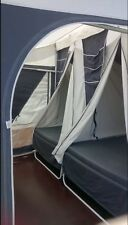 Combi Camp Venezia Trailer Tent/ Folding Camper - 2 Annexes, Porch & Bike Rack