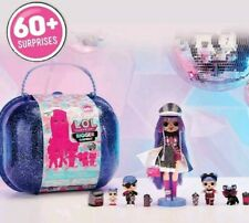 LOL Surprise Winter Disco Bigger Surprise Exclusive Dolls Goth Family OMG Shadow
