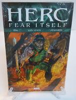 Fear Itself: Hercules Herc Marvel Comics HC Hard Cover Brand New Sealed
