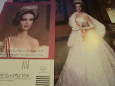 Franklin Heirloom PRINCESS GRACE Doll Ad / Portrait Doll Advertisement ONLY