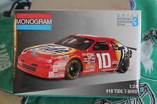 Monogram Ricky Rudd 1994 #10 Tide T-Bird 1:24 Model Car Kit Sealed