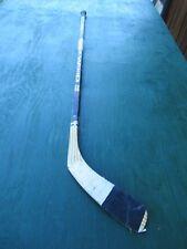 """Vintage Wooden 48"""" Long Hockey Stick SHER-WOOD 19K JR"""