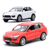 Porsche Cayenne 1:36 Model Car Metal Diecast Vehicle Gift Toy Kids Collection