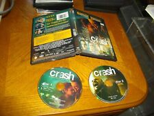 Crash (DVD, 2006, Canadian; Director's Cut)