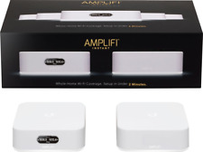 AmpliFi - Instant Dual-Band Mesh Wi-Fi Router - White
