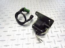 2009 09-12 PIAGGIO MP3 250 IGNITION COIL PLUG WIRE BRACKET SPARK CAP MOUNT