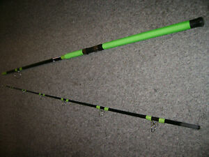 MEAT HUNTER EXTREME 10' HVY SPINNING -STRIPER, CATF, SPOONBILL, REDF - USA MADE!