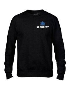 Security SIA Sweatshirt DryBlend™ Warm Moisture Wicking Material