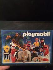 Rare CATALOGUE CATALOG KATALOG PLAYMOBIL System 1984