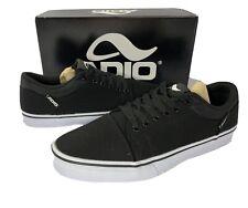 Adio Men's Grip Black Skate Shoe - Size:9.5 M US