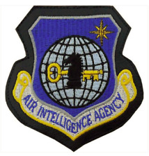 Vanguard AIR FORCE PATCH: AIR INTELLIGENCE AGENCY - LEATHER