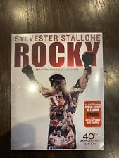 New ListingRocky: Heavyweight Collection New Blu-Ray 40th Anniversary