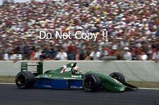 Andrea de Cesaris Jordan 191 F1 temporada 1991 fotografía 2