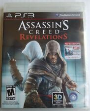 Official Sony PS3 ASSASIN'S CREED REVELATIONS + FREE ORIGINAL ASSASIN'S CREED.
