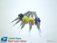 Precision small drill 0.2 / 0.3 / 0.4 / 0.5 mm for wood PCB other soft materials
