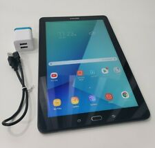 SAMSUNG Galaxy Tab A SM-T580 10.1-Inch 16GB + 128GB SD Card Wi-Fi Tablet Black