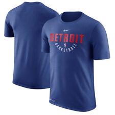 c83695d6e5f4 Men s Nike NBA Detroit Pistons Practice Dry Shirt Griffin Drummond  Basketball S