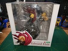 FullMetal Alchemist Edward Elric Figure ArtFx Limited Authentic New - Kotobukiya