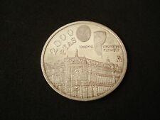 Spain, 2000 Pesetas, 1994, silver, UNC