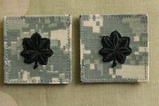 Navy Usn Ia O-5 Commander Rank Army Acu Hook Back Camouflage Camo Uniform Patch