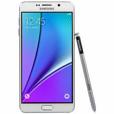 "New Samsung Galaxy Note5 SM-N920 32GB Pear White (Unlocked) 16MP 5.7"" HD 4G LTE"