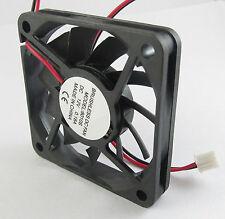 10 PCS Brushless DC Cooling Fan 11 Blade 12V 60 x 60 x 10mm 6010