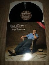 El Skye Boat Canción,ROGER WHITTAKER, TMB 113 VINILO LP, VGC , Enviado ORUGAS