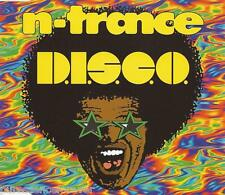 N-TRANCE - D.I.S.C.O. (UK 4 Track CD Single)