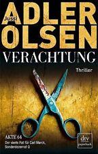 Adler-Olsen, J: Verachtung von Jussi Adler-Olsen (2013, Taschenbuch)