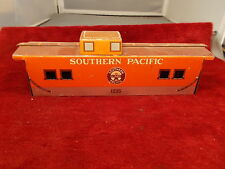 #12 of 26, OLD VINTAGE MODEL RAILROAD CAR, MARLINES SOUTHERN PACIFIC LINES #1235