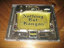 Chicano Rap CD Nothing But Bangas - Cecy B Que No Mal Hablado Sonny Blue Rayleen