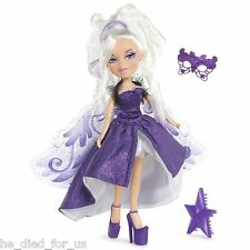 "Bratz Chic Mystique Doll ""Cloe"" Dress Transforms *NISB* Free Shipping!!"