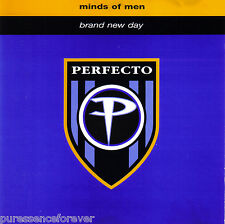 MINDS OF MEN - Brand New Day (UK 5 Track CD Single)