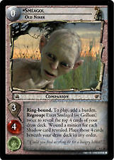 Lord of the Rings CCG Helm's Deep 5C28 Smeagol Old Noser X2 TCG LOTR