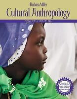 Cultural Anthropology by Barbara D. Miller (2006, Paperback, Revised)