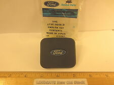 """FORD 1987 1988 1989 TEMPO """"EMBLEM ASSY"""" WHEEL ASSY (STEERING) BLUE FREE SHIPPING"""