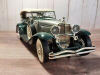 Signature 1934 Duesenberg J Broken Junker 1:18 Scale Diecast Model Car Barnfind