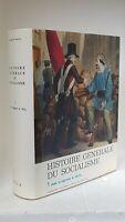 HISTOIRE GENERALE DU SOCIALISME - TOME 1 - JACQUES DROZ - COMMUNISME