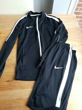 Mens Nike Dri-fit Tracksuit Size Small