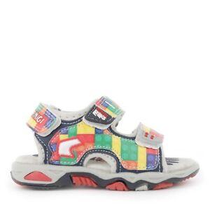 PRIMIGI 7450266 Sandalen Babyschuhe Leder Mehr Farbe Ersten Schritte Schneidet