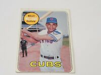1969 Topps #450 Billy Williams (HOF) Chicago Cubs