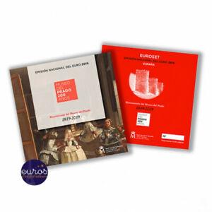 Set BU ESPAGNE 2019 - Série 1 cent à 2 euros + 2 euro commémorative - Avila