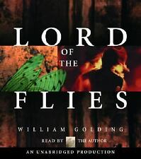 Lord of the Flies by William Golding (2005, Audio, Other, Unabridged)
