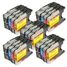 20x LC1240 XL für Drucker MFC-J6510DW MFC-J6710DW MFC-J835DW Patronen