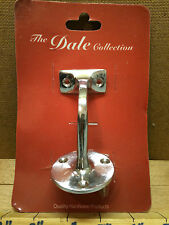 "Dale Collection Chrome Finish Brass Handrail Bracket 65mm (2.5"") DH008305"