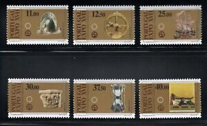 Portugal Stamps | Cultural Exhibition Issue | 1983 | #1608-1613 MNH