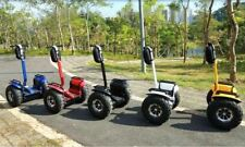 Angelol 2400w/72v Two Wheel 19in. Off Road Electric Self Balance Vehicle
