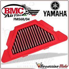 FILTRO DE AIRE DEPORTIVO LAVABLE BMC FM568/04 YAMAHA XJ6 600 DIVERSION 2009 2010