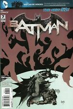 DC comics BATMAN The New 52 #7